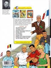 Verso de Michel Vaillant (Intégrale) -10- L'ntégrale n°10