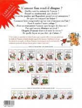 Verso de Le guide -16- Le guide de l'amour