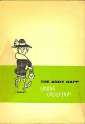 Verso de Andy Capp (1958) - The Andy Capp spring collection