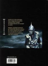 Verso de Les Écluses du ciel -INT2- Épisode 2
