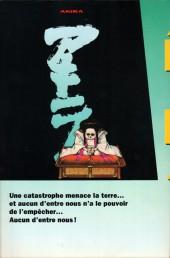 Verso de Akira (Glénat brochés en couleur) -7- Joueurs et prisonniers