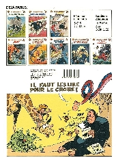 Verso de Boulouloum et Guiliguili (Les jungles perdues) -10- Les épaves ressuscitées