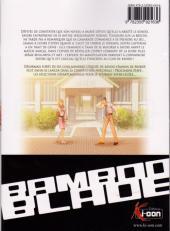 Verso de Bamboo blade -6- Tome 6