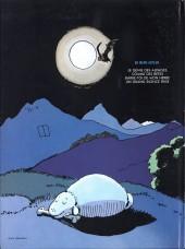 Verso de Le génie des Alpages -4- Un grand silence frisé