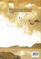 Verso de Hugo Pratt, un gentilhomme de fortune -1- Visions africaines