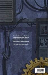 Verso de FreakAngels -1- Volume 1