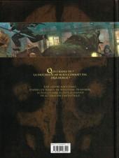 Verso de La chronique des Immortels -2- Au bord du gouffre 2