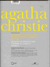 Verso de Agatha Christie - Intégrale BD -3- Enquêtes exotiques
