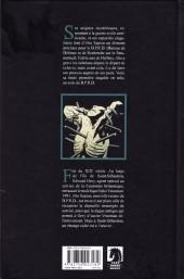 Verso de Abe Sapien -1- La Noyade