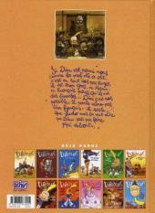 Verso de Titeuf -1c- Dieu, le sexe et les bretelles (colorisé)