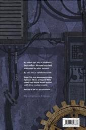 Verso de FreakAngels -2- Volume 2