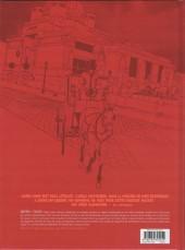 Verso de L'assassin qu'elle mérite -1- Art Nouveau
