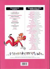 Verso de (Recueil) Spirou (Album du journal) -313- Spirou album du journal