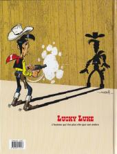 Verso de Lucky Luke (Les aventures de) -4- Lucky Luke contre Pinkerton