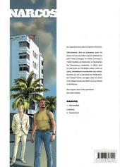 Verso de Narcos -1- Coke and Roll
