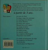 Verso de Sylvain et Sylvette (Album pour les tout-petits - Le Lombard) -12- Prisonniers du moulin