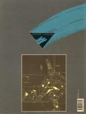 Verso de La guerre éternelle -3- Major Mandella 2203/3177