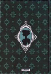 Verso de Milady de Winter -1- Tome 1