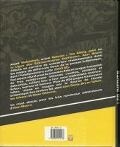 Verso de Alan Moore -1- Les Inédits