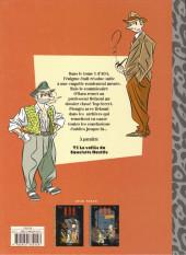 Verso de A.D.A. - Antique Detective Agency -HS- Archives 1