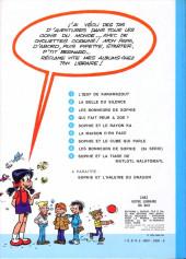 Verso de Sophie (Jidéhem) -10- Sophie et le douanier Rousseau