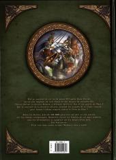 Verso de Le chant des Elfes -3- Les Champs catalauniques