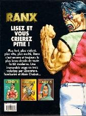 Verso de RanXerox -3- Amen !