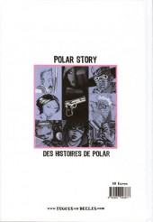 Verso de Collectifs fugues en bulles -2- Polar story, des histoires de polar
