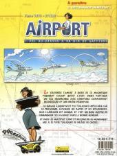 Verso de Airport -1- Vol au-dessus d'un nid de gaffeurs