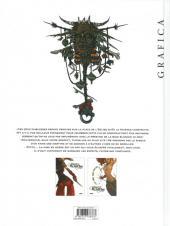 Verso de Perle Blanche -2- L'œuvre du serpent
