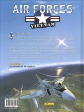 Verso de Air forces - Vietnam -1- Opération Desoto