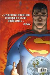 Verso de All-Star Superman - Tome INT