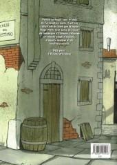 Verso de Hugo Pratt, un gentilhomme de fortune -2- Venise