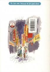 Verso de Les petits riens de Lewis Trondheim -5- Le Robinet musical