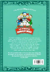 Verso de La dynastie Donald Duck -2- Retour en Californie et autres histoires