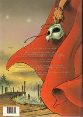 Verso de Marlysa -1- Le masque