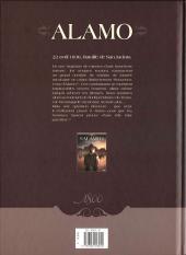 Verso de Alamo -1- En première ligne