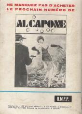 Verso de Al Capone (2e série) -3- Du sang à Détroit