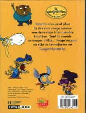 Verso de Les minijusticiers -6- Supertomate