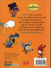 Verso de Les minijusticiers -9- Superdoidanlenez