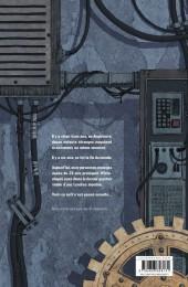 Verso de FreakAngels -4- Volume 4