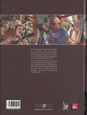 Verso de Bourbon Street -1- Les fantômes de Cornelius