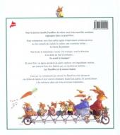 Verso de La famille Passiflore -INT5- Le grand livre de la famille Passiflore