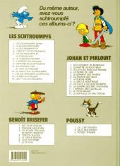 Verso de Les schtroumpfs -2b93- Le Schtroumpfissime (+ Schtroumpfonie en ut)