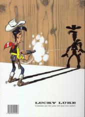 Verso de Lucky Luke -60a- L'amnésie des dalton