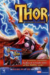 Verso de Marvel Heroes (Marvel France 3e série) -5- Le contrat