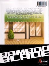 Verso de Bamboo blade -12- Tome 12