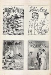 Verso de Ivanhoé (1e Série - Aventures et Voyages) -61- La nuit de Rotherwood
