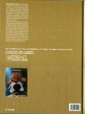 Verso de Les gardiens du Maser -HS- Matite