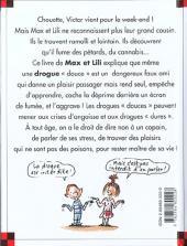 Verso de Ainsi va la vie (Bloch) -61- Le cousin de Max et Lili se drogue